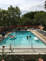 Adult pool (sarahstierch) Tags: indian springs resort spa indianspringsresortandspa calistoga california travel tourism hotel getway winecountry napavalley adultpool mineralwater mineralpool pools swimming pool