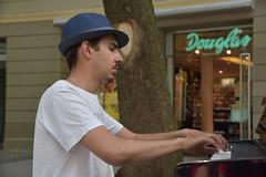 Dmitry Horbach Pianist (manni0656) Tags: weimar piano headshot minsk dmitry streetmusik horbach