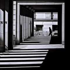 A shadow of his former self (Per sterlund) Tags: street bw monochrome mono noiretblanc sweden stockholm sdermalm streetphotography streetphoto sverige scandinavia bnw streetshot baw 2016 svartvitt streetbw gatufoto myntgatan strasenfotografie streetbnw