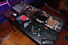 Robby_July_1_setup (Alec Livaditis) Tags: improvisation noise kee livaditis