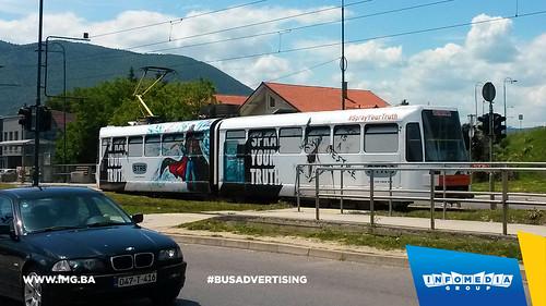 Info Media Group - STR 8, BUS Outdoor Advertising, Sarajevo 06-2016 (1)