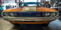 1972 Challenger front (kryptonic83) Tags: 1972 challenger oldcars