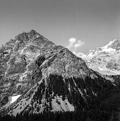 Val Veny (AndreArma) Tags: val veny aosta italy mountain monochrome medium format film kodak tx trix 400 iso blackandwhite landscape bronica zenza sqai zenzanon 50 mm