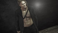 ::GB::After Dark Coat  / Black @The Fantasy collective (Kai Wirsing) Tags: gb ink villena tmd fantasycollective mens rkposes