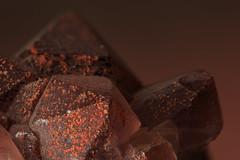 Red Amethyst Crystal (hvsf112) Tags: red macro purple crystal stack amethyst makro quartz kristall dcr250 raynox kristalle