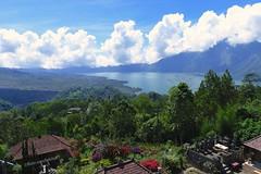 Penelokan,  Danau Batur, Gunung Abang (Sekitar) Tags: indonesia bali asia pulau island penelokan danau batur gunung abang pema pemandangan landscape lake clouds awah mountain earthasia