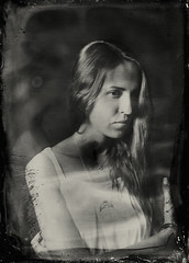 svet (anton_park) Tags: portrait blackandwhite monochrome sepia analog ambrotype largeformat 5x7 alternativeprocess 13x18 fkd wetplatecollodion 45210 industar51