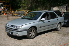 Renault Laguna Sport estate (davocano) Tags: brooklands emergencyservicesday