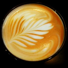 Barista (Monetten) Tags: coffee espresso latte barista latteart fairtrade flickrandroidapp:filter=berlin