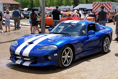 97 Dodge Viper GTS Twin Turbo (DVS1mn) Tags: show park cars car minnesota midwest swap annual mopar mn meet farmington 29th mopars
