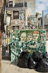 4,000 POETS (NC Cigany) Tags: art philadelphia garbage alley mosaic pa 1913