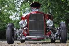 "1929 Model A Roadster • <a style=""font-size:0.8em;"" href=""http://www.flickr.com/photos/85572005@N00/9051560787/"" target=""_blank"">View on Flickr</a>"