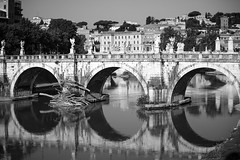 Rome in bw (emorpi) Tags: rome diamondclassphotographer flickrdiamond goldstaraward