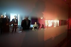 Watching (edwardhorsford) Tags: brazil cinema building london film mystery employment good secret fantasy 80s terry future futurism 20 job bt croydon org gilliam 40s career bureaucrat goodorg secretcinema20
