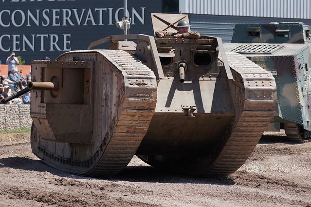 MKIV Tank Replica