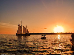 Sunset at Mallory Square, Key West (jwfuqua-photography) Tags: nature boats florida sail keywest sunrisesunset jwfuquaphotography jerrywfuqua