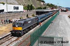 Cobh (finnyus) Tags: ireland irish train gm diesel rail railway trains railtour railways craven coaches irishrail carriages dieselengine generalmotors cravens 071 diesellocomotive 2013 rpsi irrs 071class dieselloco finbarroneill 926001170717 irishrailwaynetwork finnyus