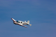N7600E The Bellanca Cruisemaster (Niall McCormick) Tags: show air bray bellanca the cruisemaster n7600e