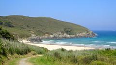 Playa de Baleo (1). (lumog37) Tags: seascape beach marina seaside playa costadegalicia