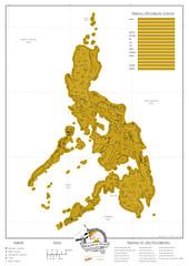 Philippines Scratch map Rev.6 (wearesolesisters.com) Tags: art illustration map line cartography illustrator geography vector adobeillustrator eps royaltyfree editable cartesia mapresources
