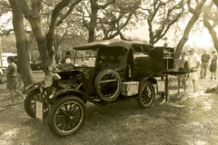 1924 Ford Model T at the Emerald Coast Car Show 2013 (gswetsky) Tags: ford t model antique emerald