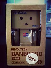 DanBoard (TuSabesBlythe) Tags: toy box mini tamiya danbo boxman revoltech boxtoy danboard