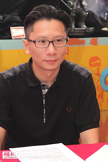 Hot Toys 創辦人 – Howard Chan 專訪 PART:2