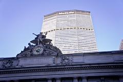 Grand Central & MetLife