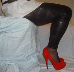 10 (read my Profile before anything!!!!!) Tags: buffalo highheels leggings