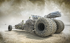 Mad Max Bad Ass (Cliff_Baise) Tags: