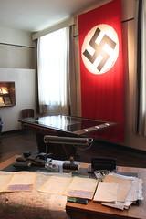 German Officer's Room (demeeschter) Tags: history museum war belgium wwii battle bulge bastogne