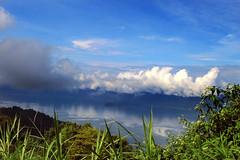 Maninjau Lake, W. Sumatra (aziziazmin) Tags: lake indonesia volcano bukittinggi padang danau maninjau