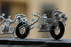 ........da grande! (MaOrI1563) Tags: italy florence italia motorbike tuscany moto bimbo firenze toscana gioco sogno motocicletta corridoiovasariano fanciullo dagrande frombig maori1563