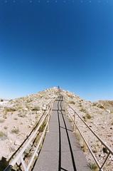 delta (α RAINYNEPTUNUS ω) Tags: summer arizona film analog desert kodak analogphotography meteorcrater kodakfilm filmphotography