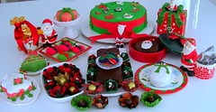 NATAL @veravilleladoces (VERA VILLELA DOCES) Tags: natal docinhos veravilleladoces bolosdecorados minibolos bolodefrutas trufas
