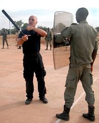 U.S. Army Africa and Italian Carabinieri assist multinational trainers in Burkina Faso (US Army Africa) Tags: italy vicenza africom provostmarshal casermaederle usafricacommand usarmyafrica usaraf armyafrica mgdonahue majgenpatrickjdonahueii burkinafasogendarmerie ltcoledwinescobar