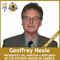 Geoffrey Neale in Spain