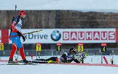 Men Relay - WC Biathlon Annecy-Le Grand-Bornand 2013