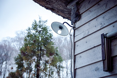 Snow Mountain Lamp (maida0922) Tags: winter light mountain snow lamp japan hut onsen akita k5   nyutou sigma1750mmf28exdchsm