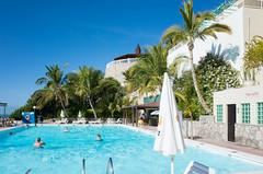 Pool area (Jonne Naarala) Tags: vacation holiday puertorico swimmingpool gr canaryislands ricohgr kanaria