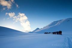 Gönguskíðaferð (betusmaximus) Tags: winter rescue iceland search cross country hengill skiiing nesjavellir fbsr flugbjörgunarsveitiníreykjavík flugbjörgunarsveit