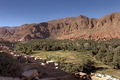 Tinghir 4 (Ryoushi no syokubutsuen) Tags: art sahara nature landscape desert arabic berber marocco marrakech magrib almagrib medrassa