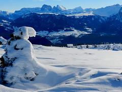 Winterwandern am Rittner Horn