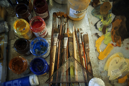 """Gli strumenti di lavoro • <a style=""""font-size:0.8em;"""" href=""""http://www.flickr.com/photos/49106436@N00/12270215285/"""" target=""""_blank"""">View on Flickr</a>"""
