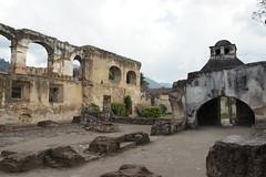 Antigua, Guatemala, January 2014