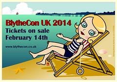 BlytheCon UK 2014 - tickets