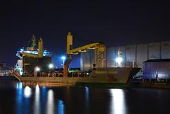 Nomadic Milde (larry_antwerp) Tags: haven port ship belgium vessel antwerp schip carisbrookeshipping nomadicmilde 9463554