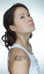 I L S E . fashion #002 (mipadaemon) Tags: lighting light portrait art girl fashion youth pose asian women asia flash young style retouch retouching strobe mikael strobes mipa mipadaemon mikaelvanderwal