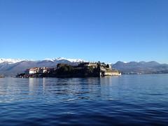 Lago Maggiore, Isola Bella d'inverno