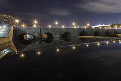 2014-02-25-224818 (Fernando Garcia (Hirgon)) Tags: madrid españa noche paisaje nocturna exposicion larga comunidaddemadrid largaexposicion